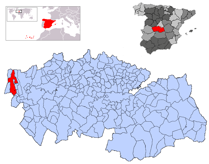 Resultado de imagen de Velada mapa