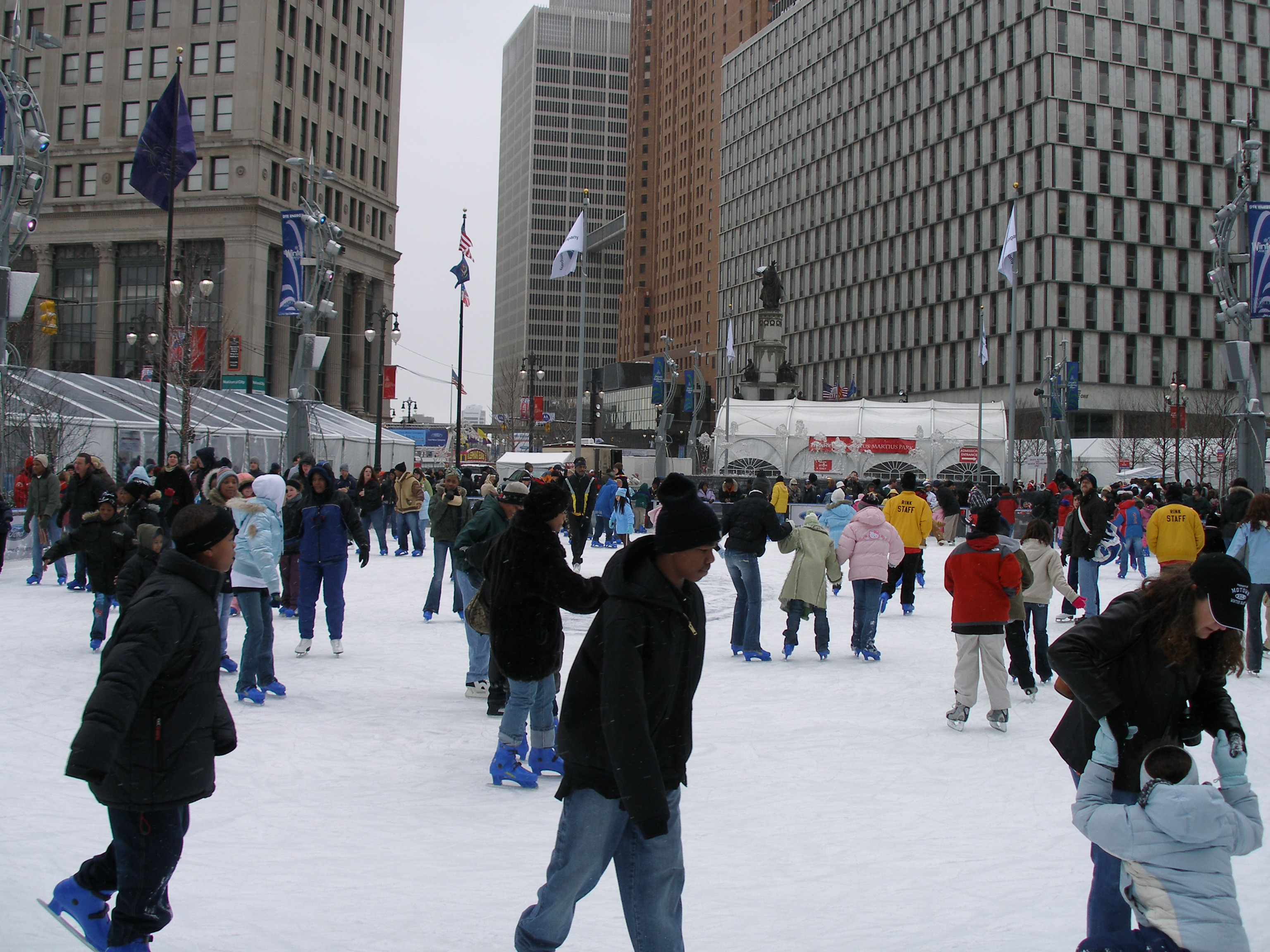 Image result for campus martius