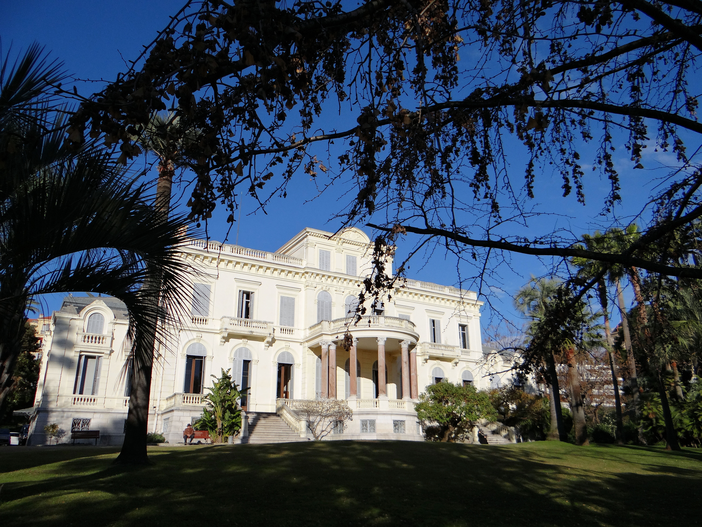 Villa rothschild cannes wikiwand for Histoire des jardins wikipedia