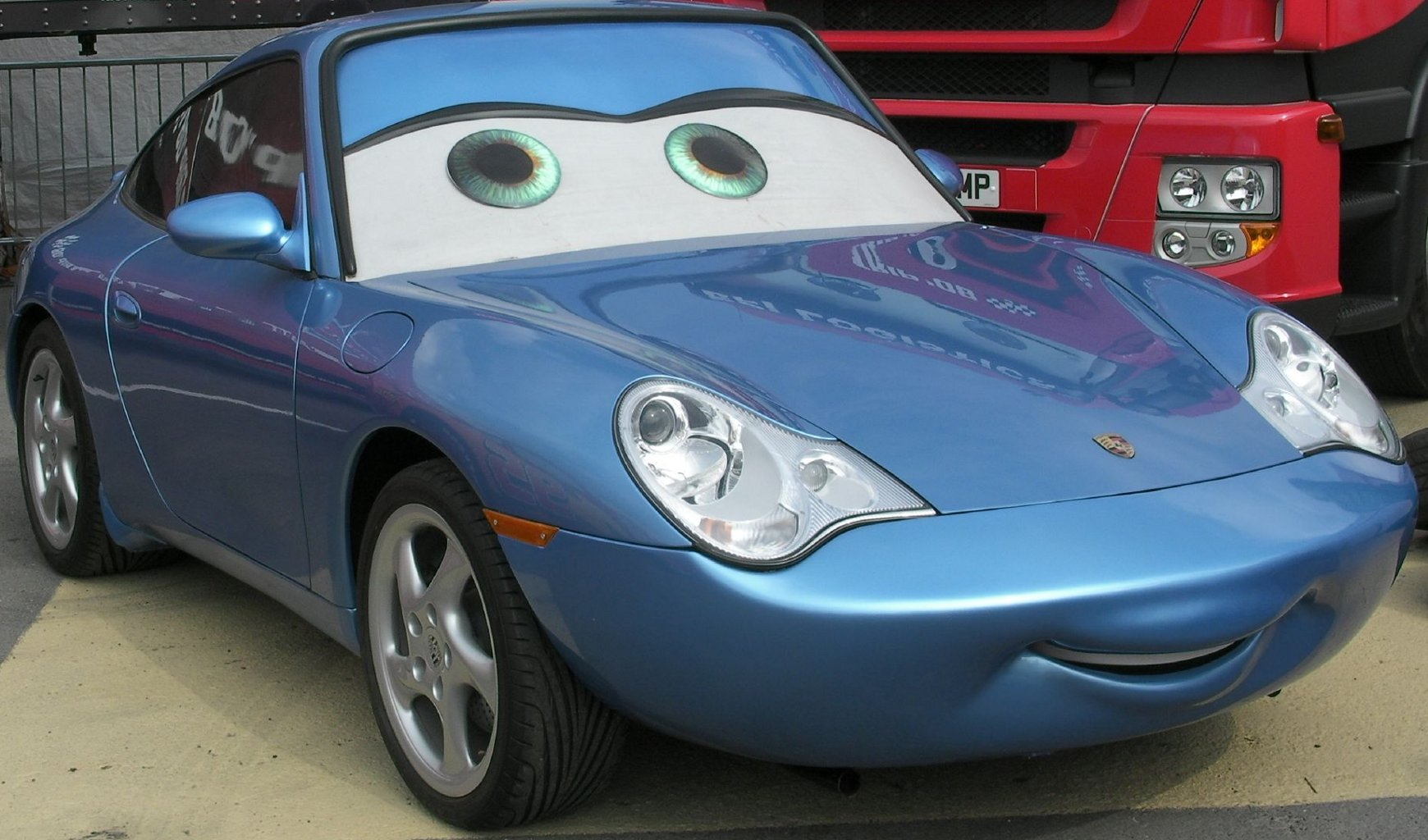 List of Cars characters - Wikiwand