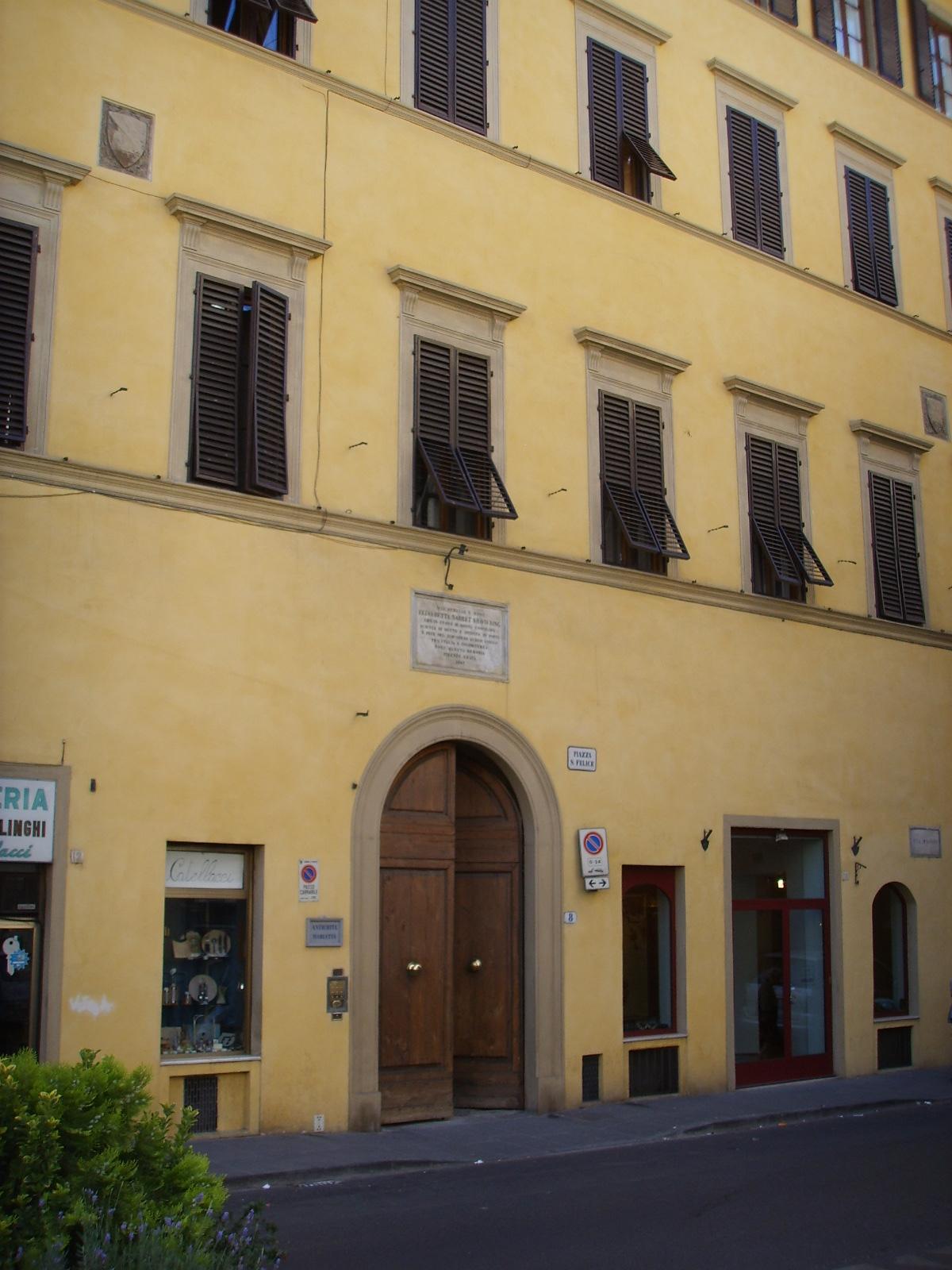 Casa Guidi Wikipedia