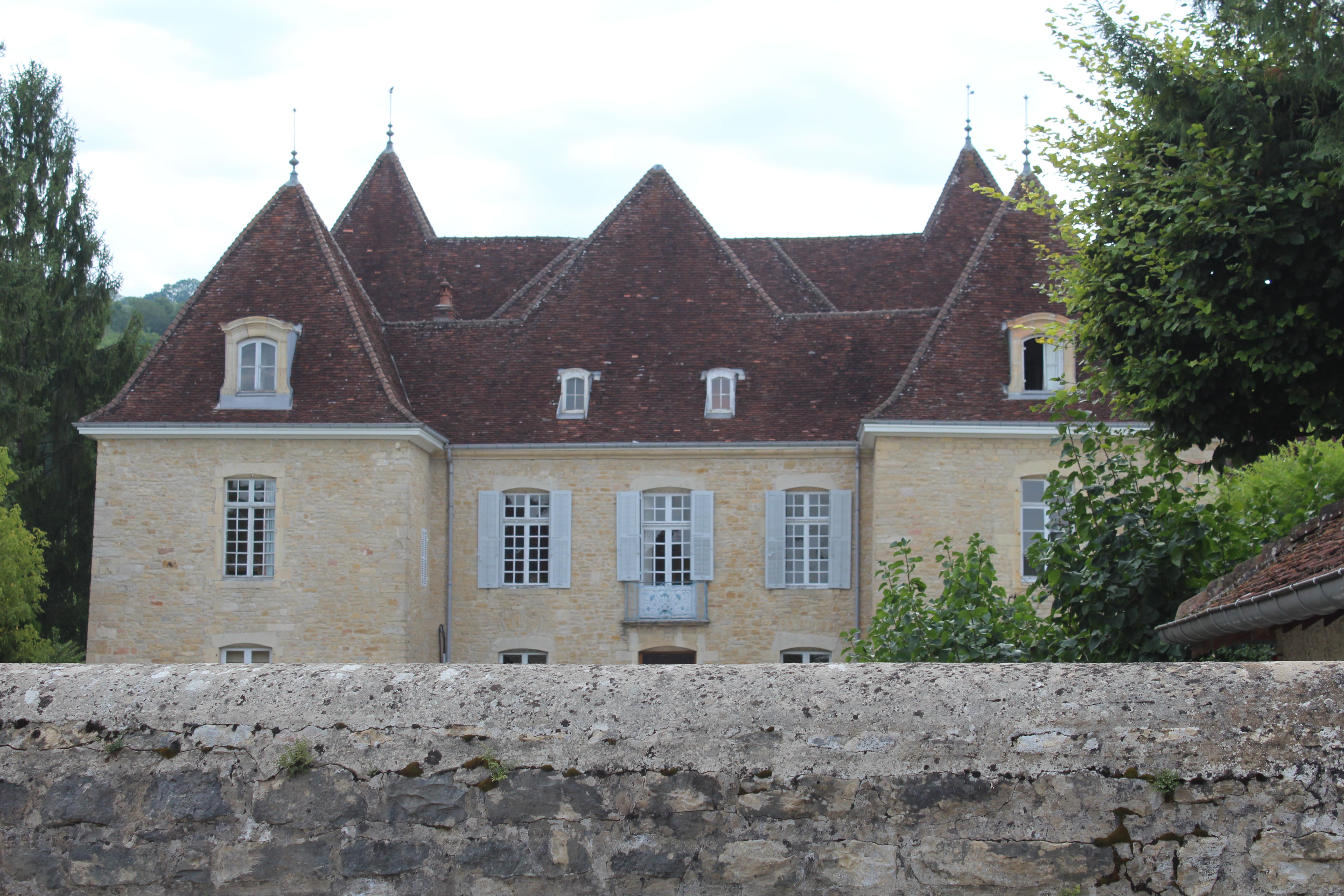 Château de Gevingey