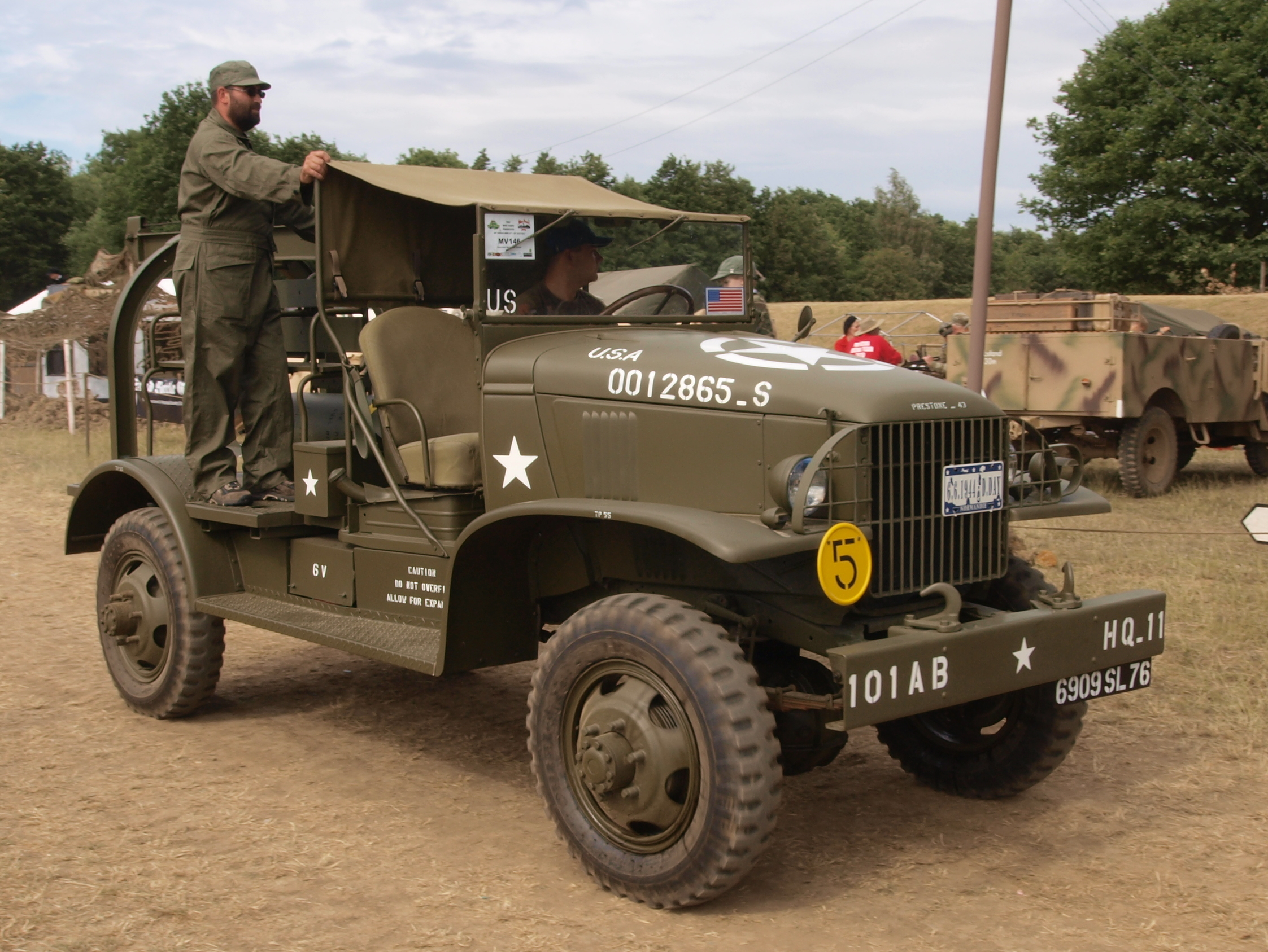M6 Bomb Service Truck Military Wiki Fandom Powered By