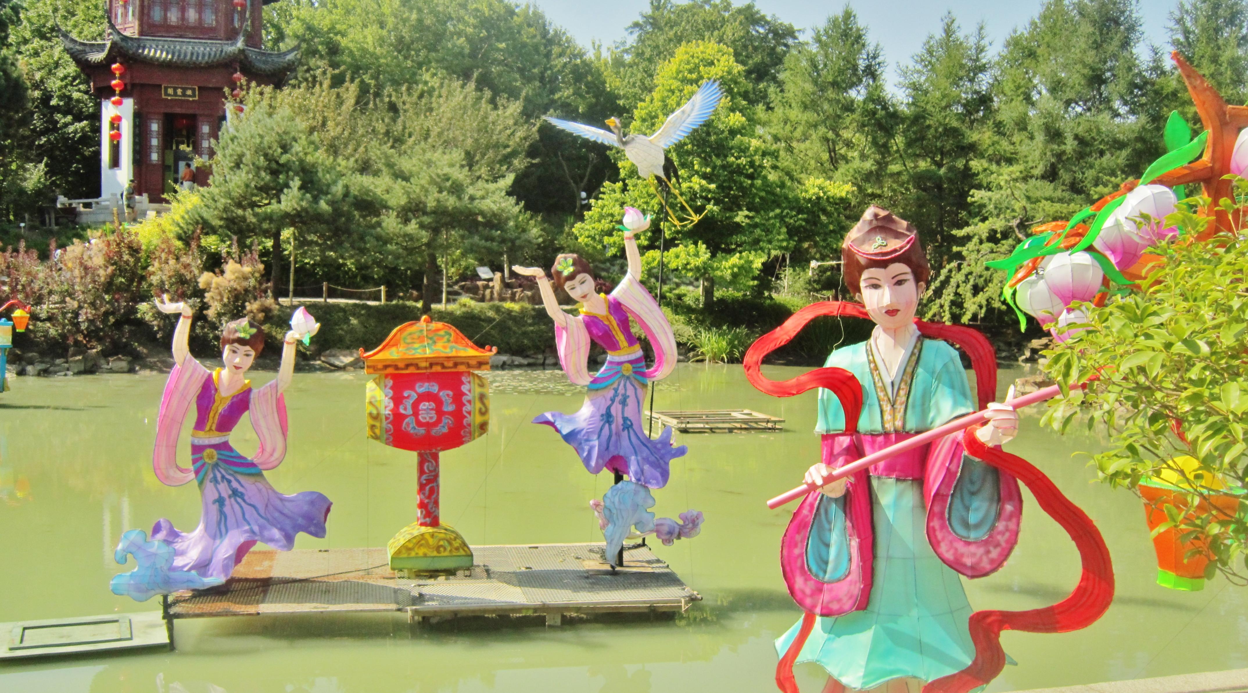 File Chinese Garden in the Montreal Botanical Garden Préparation