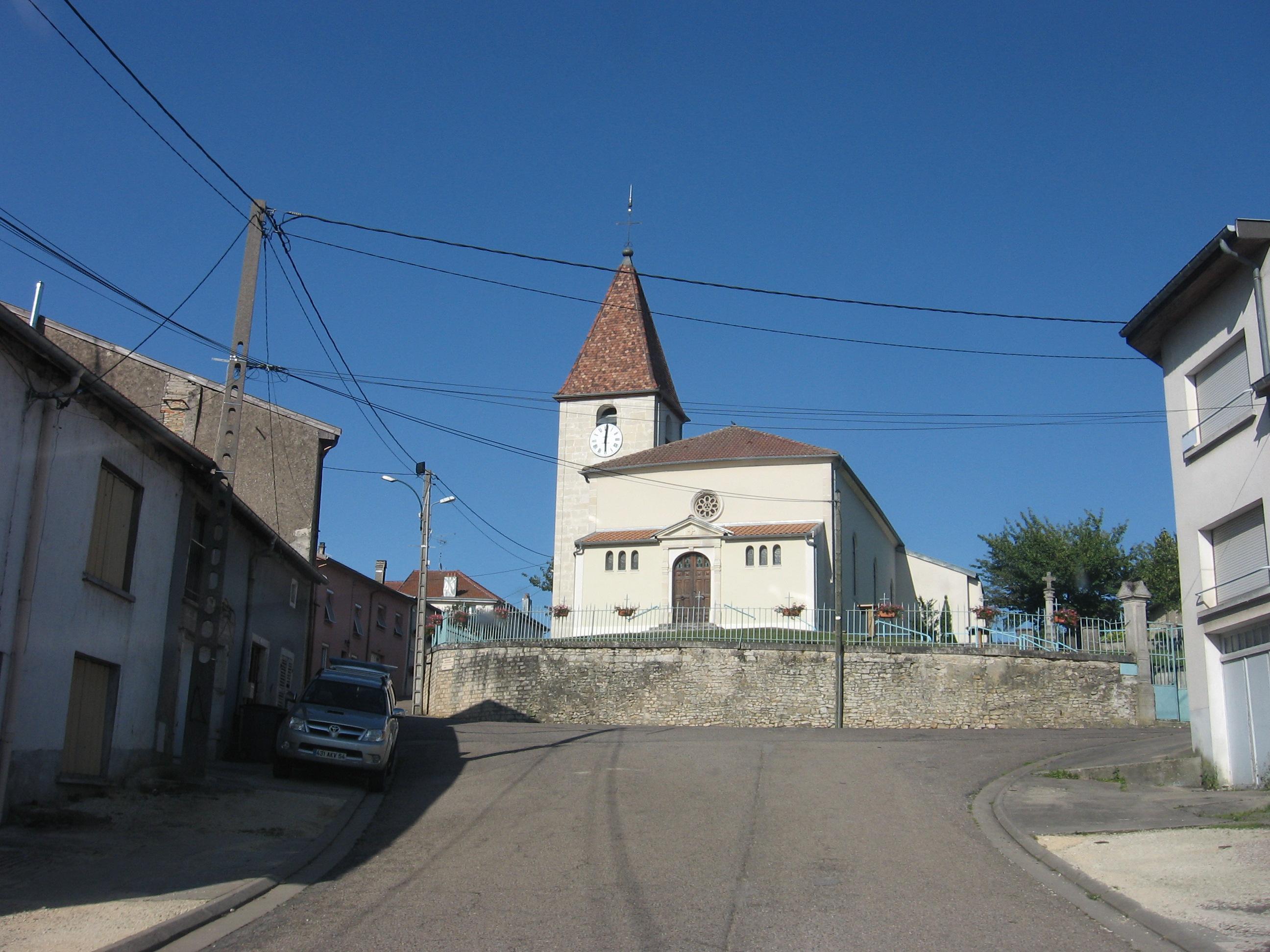 Chaudeney-sur-Moselle