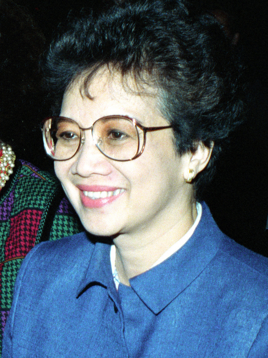 cory aquino icon of democracy Politikos remember courage of democarcy icon cory aquino  late president  cory on her 8th death anniversary today #respect #democracy.