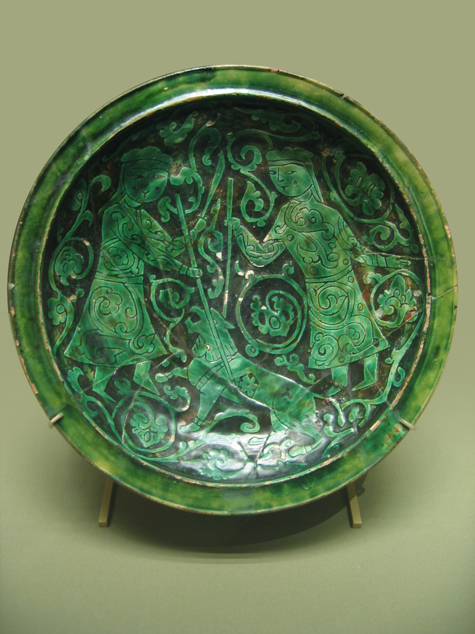 Islamic Pottery Wikipedia