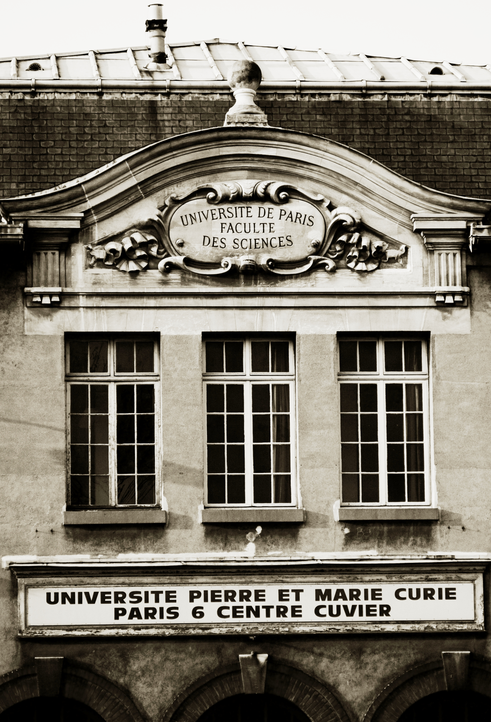 image of University of Paris VI: Pierre-and-Marie-Curie University