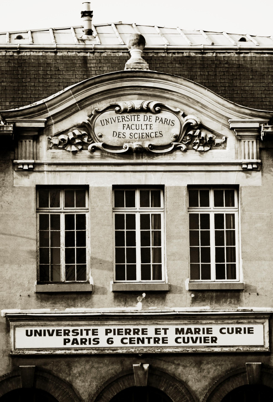 Universiteit Pierre en Marie Curie - Wikiwand