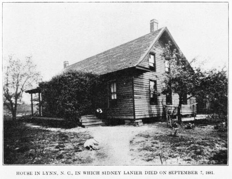 Death house of Sidney Lanier.jpg