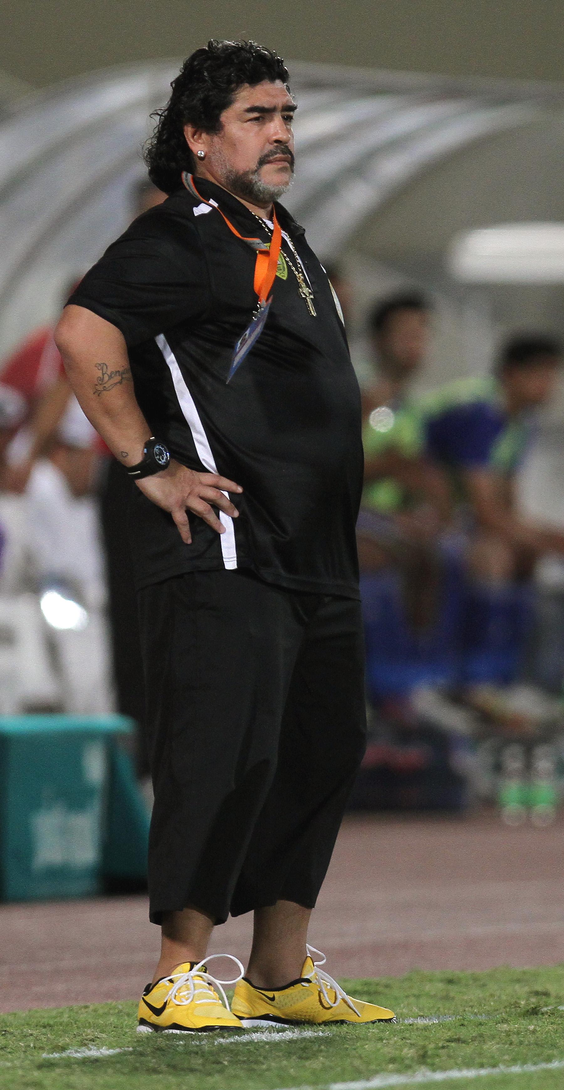 File Diego Maradona 2012 3 Wikimedia mons
