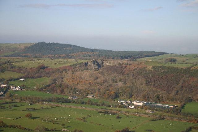 File:Disused quarry Embleton - geograph.org.uk - 90950.jpg
