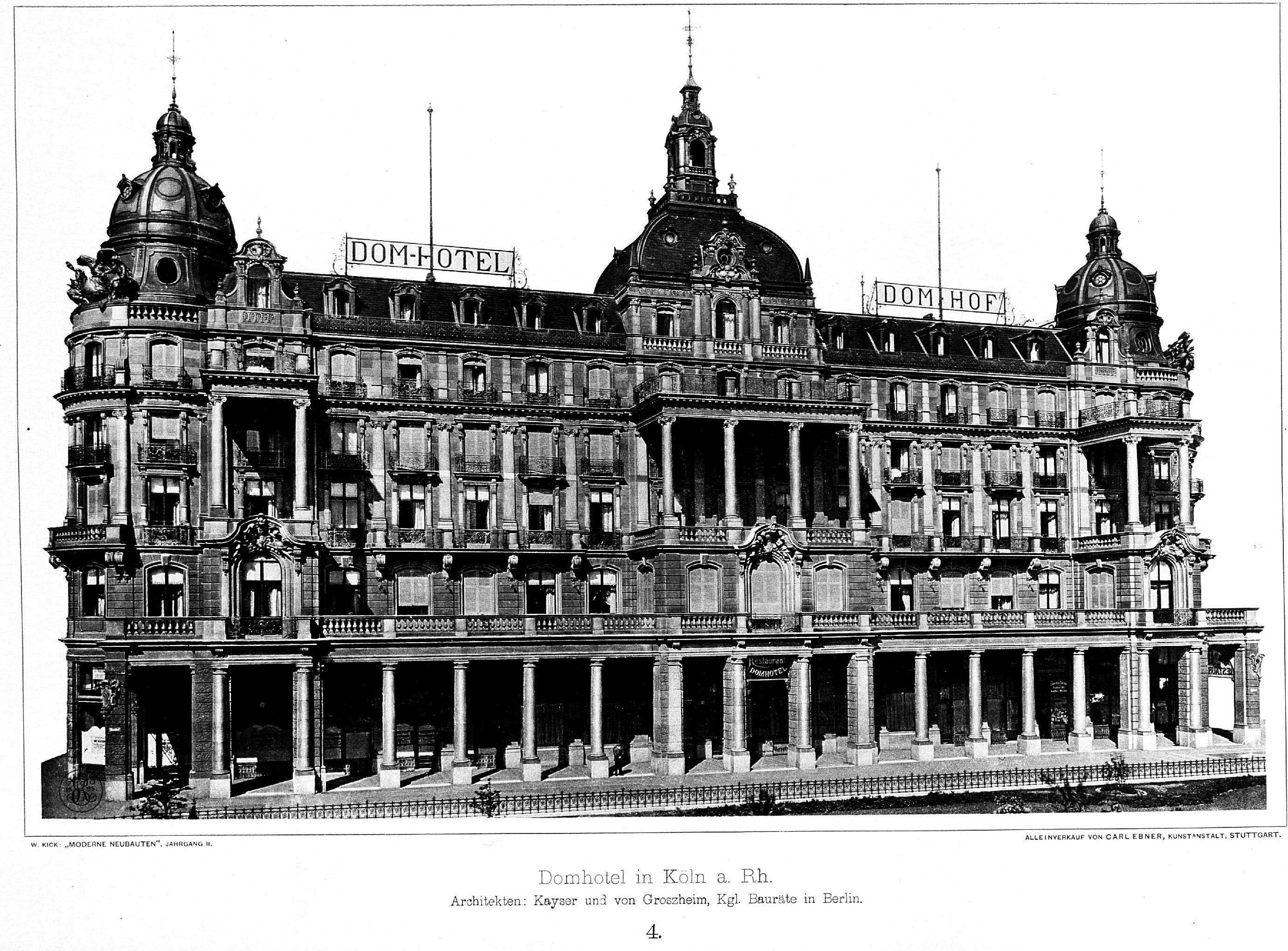 File domhotel in k ln architekten kayser und von groszheim for Architekten in berlin