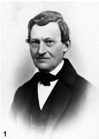 Wilhelm Dunker German geologist, palaeontologist and zoologist (1809-1885)