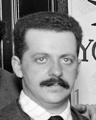 Bernays in 1917