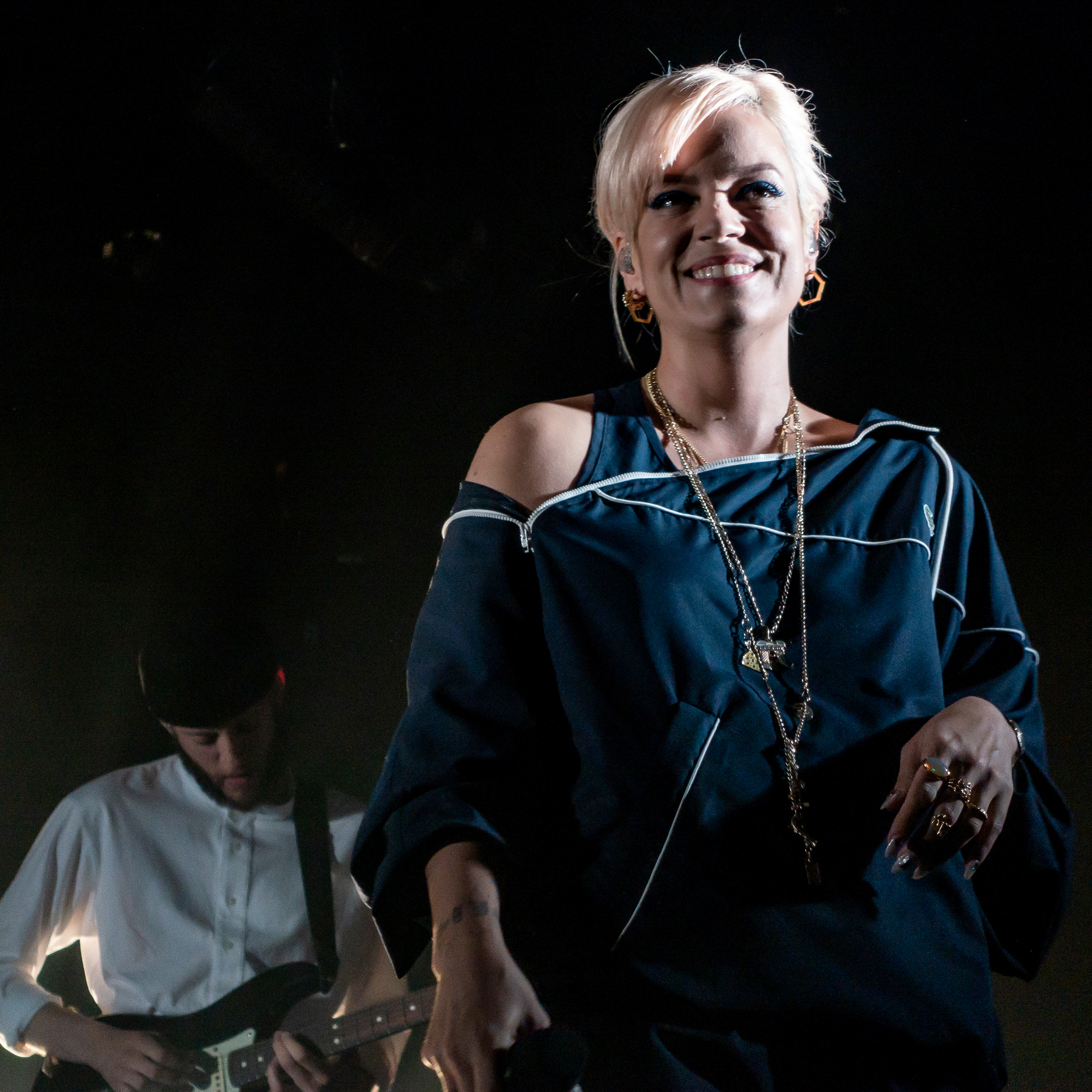 Picture of a band or musician: Lilly Allen
