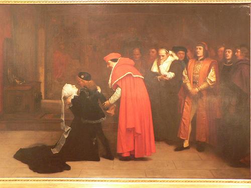 File:Elizabeth Woodville surrenders the Duke of York to the Tower.jpg