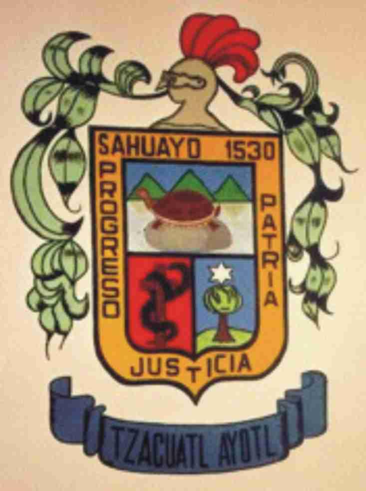 Escudo De Sahuayo