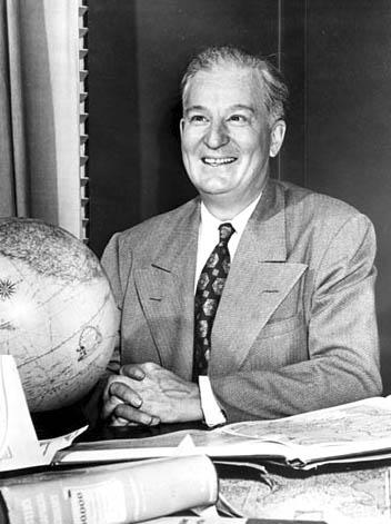 Everett Mitchell.