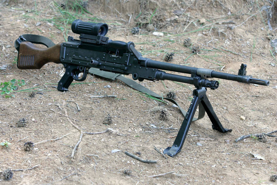 mac 90 machine gun