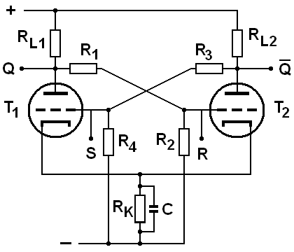 file flip flop circuit with triodes png wikimedia commons rh commons wikimedia org