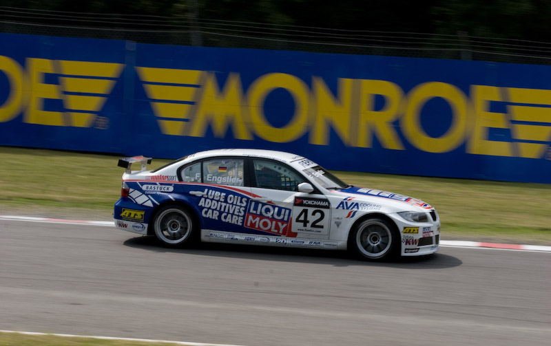 Franz Engstler Brands Hatch on Bmw 5 Series Touring