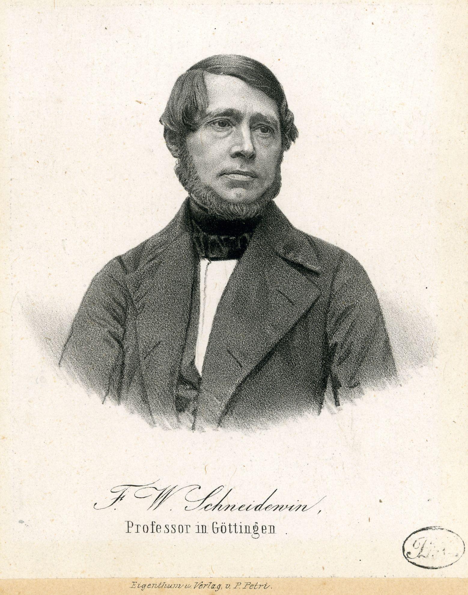 Friedrich Wilhelm Schneidewin.