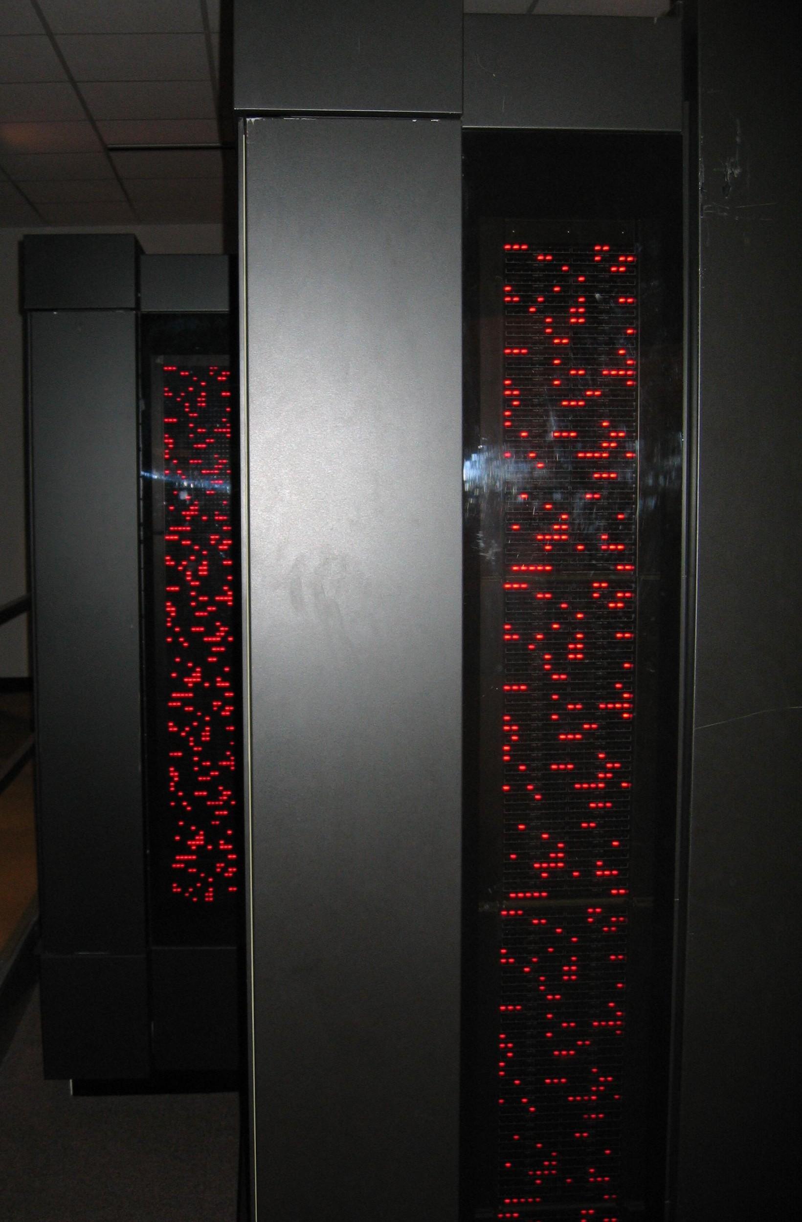 CM-5 Connection Machine