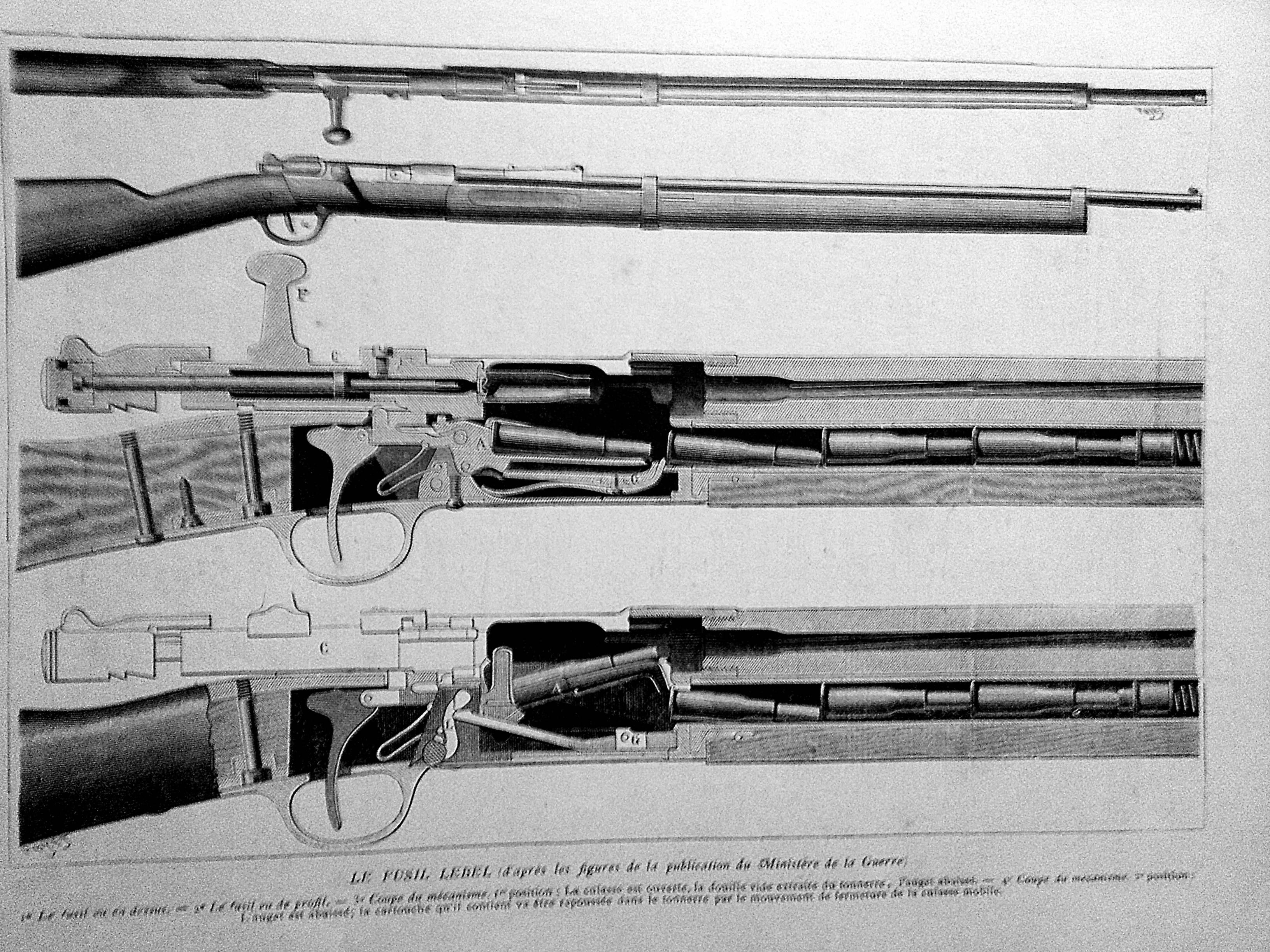 File:Fusil lebel.jpg - Wikimedia Commons: commons.wikimedia.org/wiki/file:fusil_lebel.jpg
