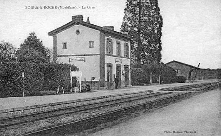 Gare de n ant bois de la roche wikip dia for Garage de la gare bretigny