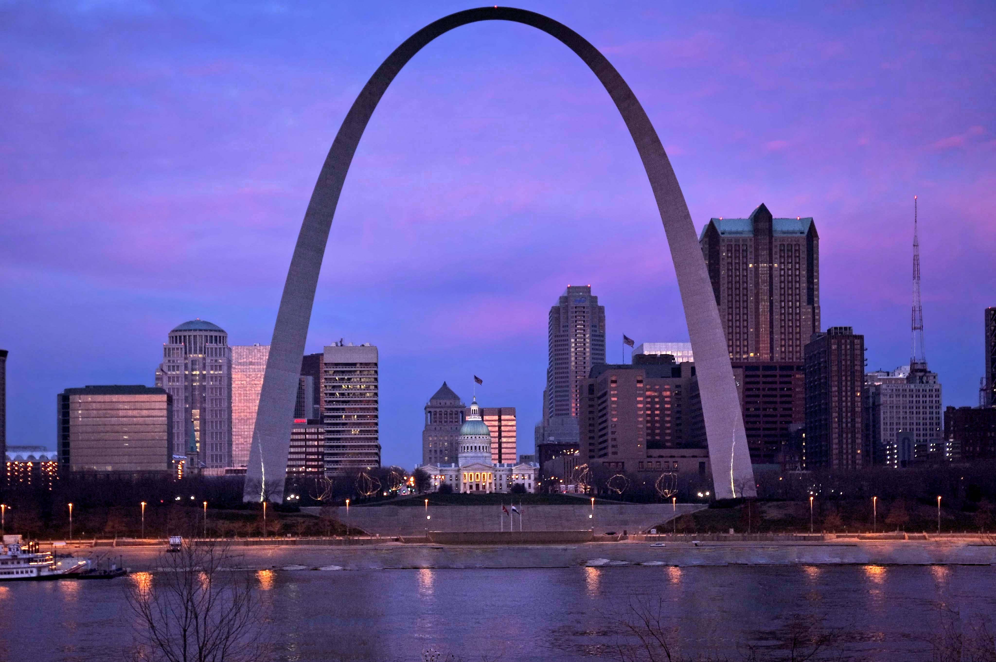 what is the st louis gateway arch