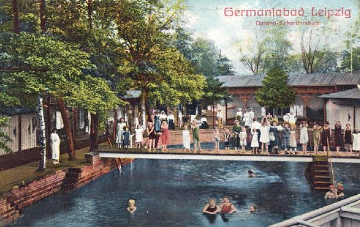 Schwimmbad Leipzig file germaniabad leipzig damenschwimmbad jpg wikimedia commons