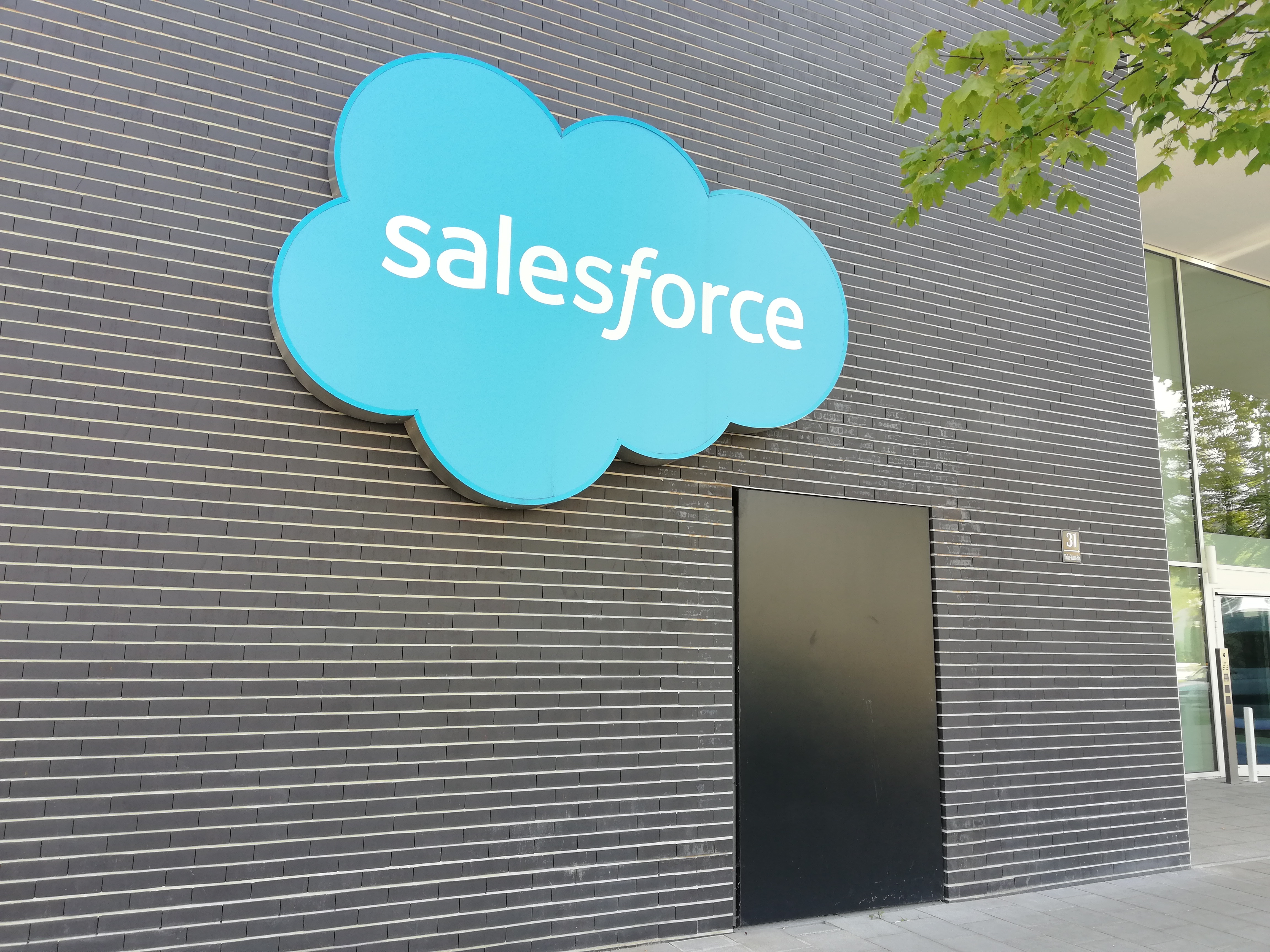 File:Germany Munich Salesforce logo jpg - Wikimedia Commons