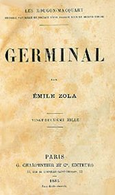Germinal first edition cover