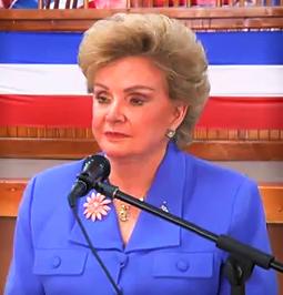 Gloria Salguero Gross Salvadoran politician