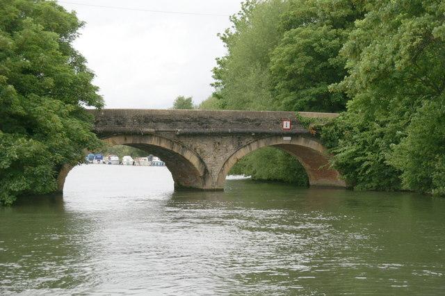 Stone Arch Bridge Design Godstow Bridge - Wikip...