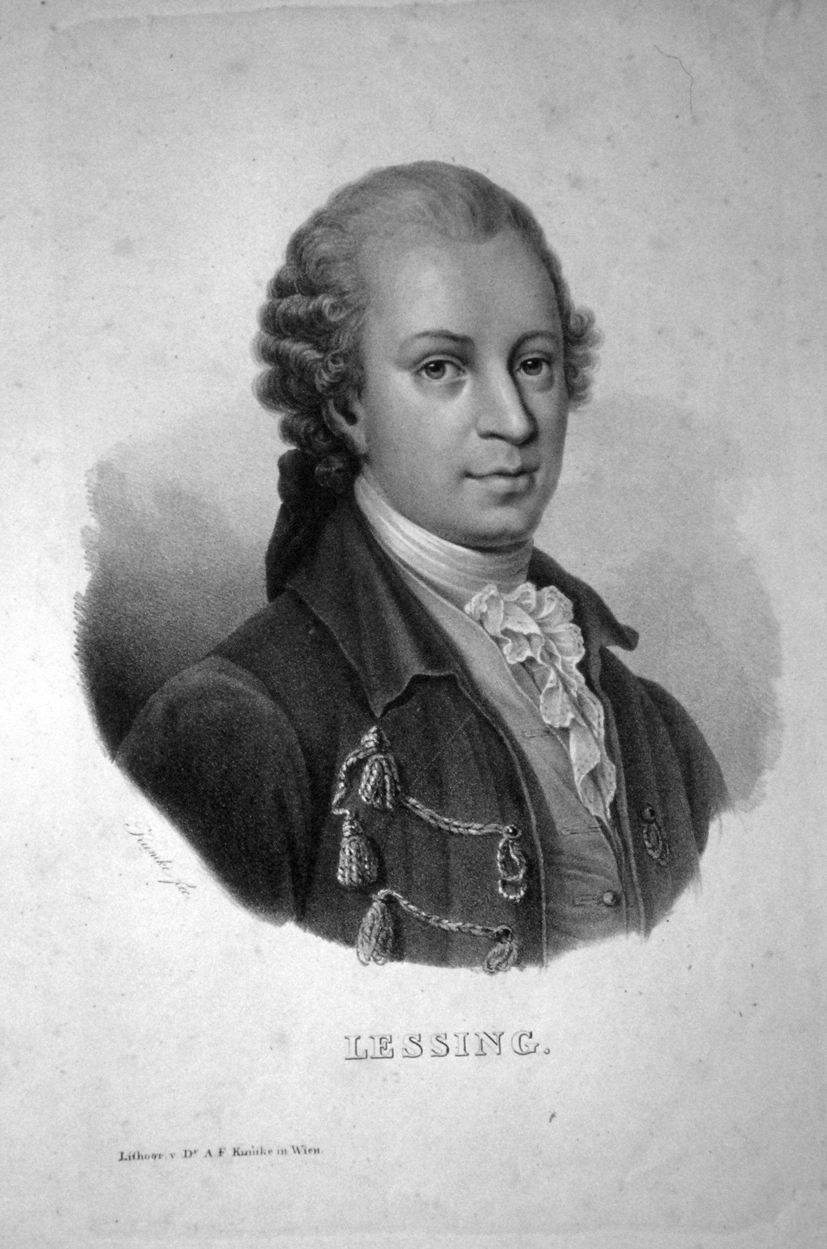 File Gotthold Ephraim Lessing Litho Wikimedia Mons