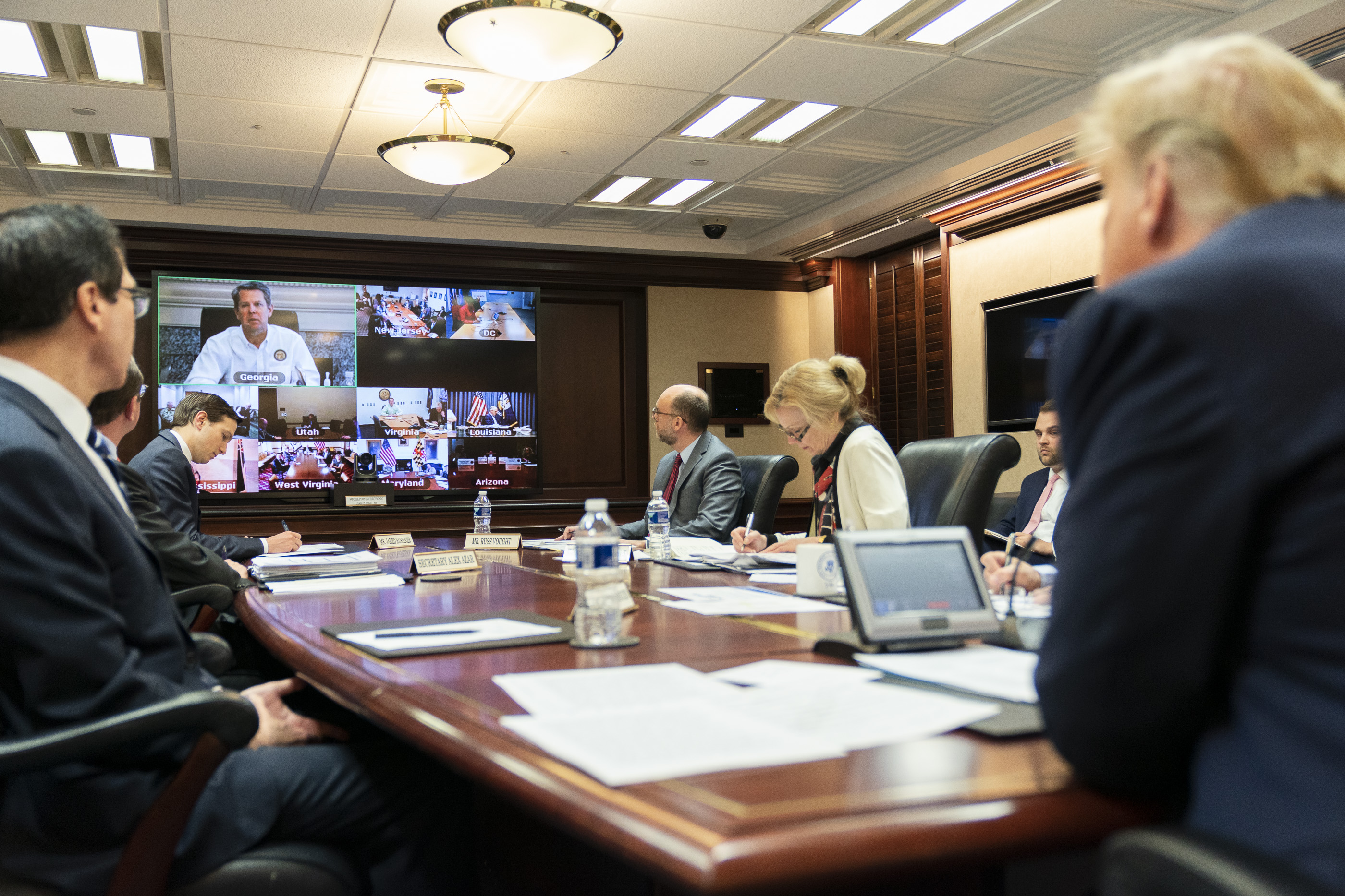 File:Governors' Video Teleconference on Partnership for the COVID-19 Response (49701994576).jpg - Wikimedia Commons