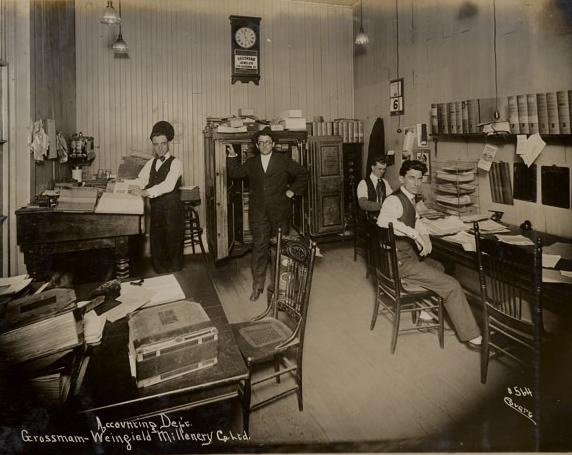 Accounting Discription
