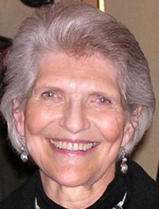 Harriet Mayor Fulbright American arts administrator