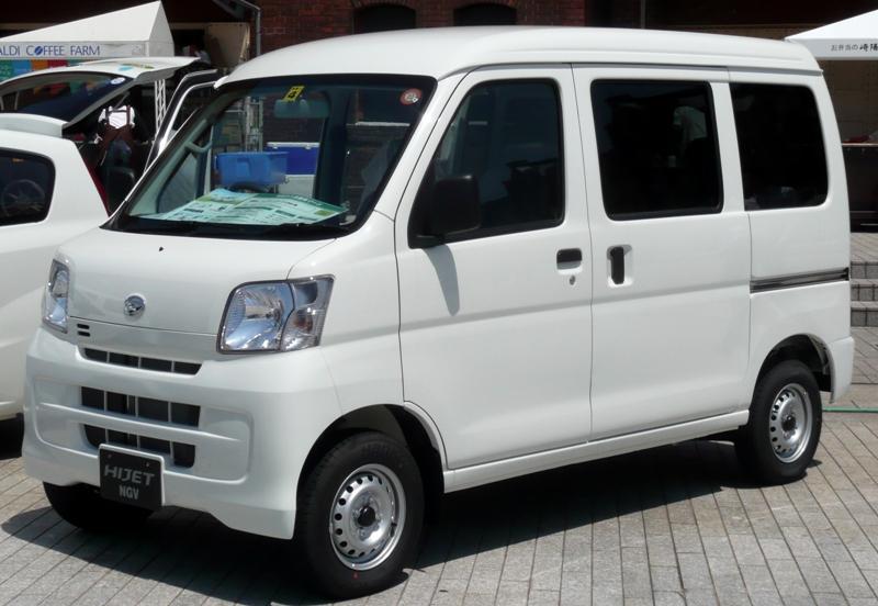 Daihatsu Hijet 10