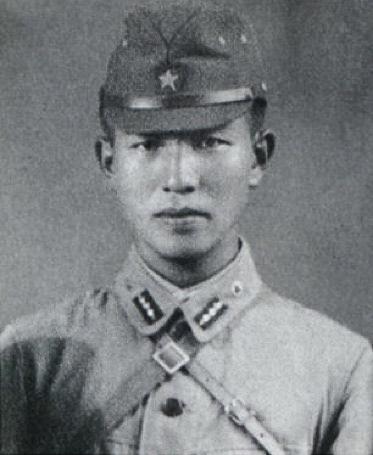 Hiroo Onoda young