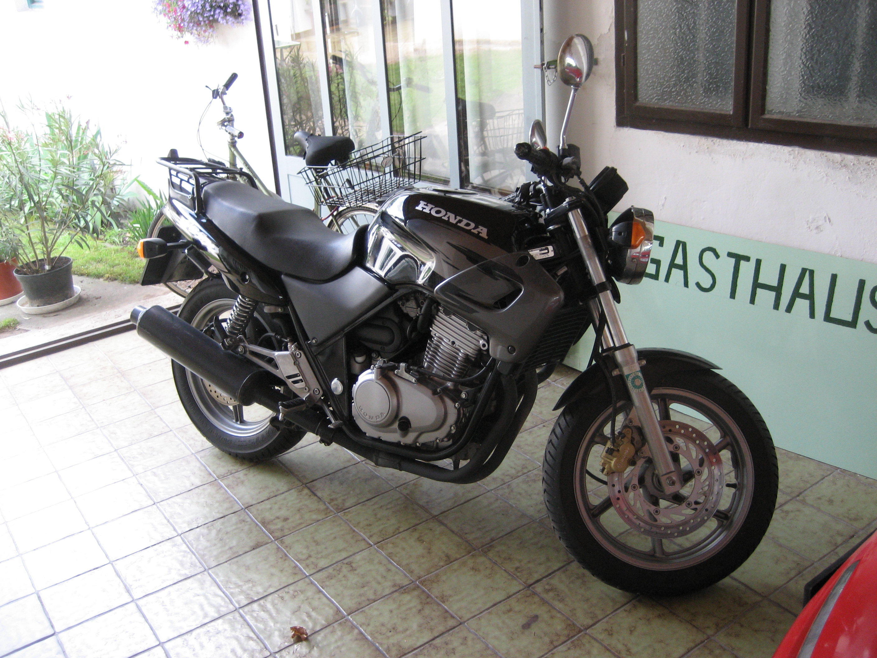 Honda Cb Cafe Racer For Sale