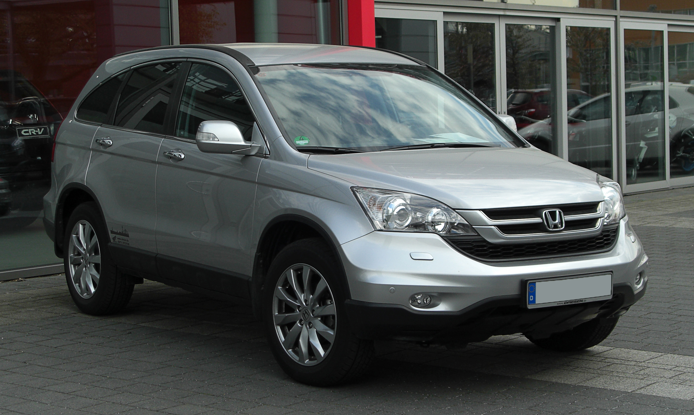 Honda Crv 2007 Autos Post
