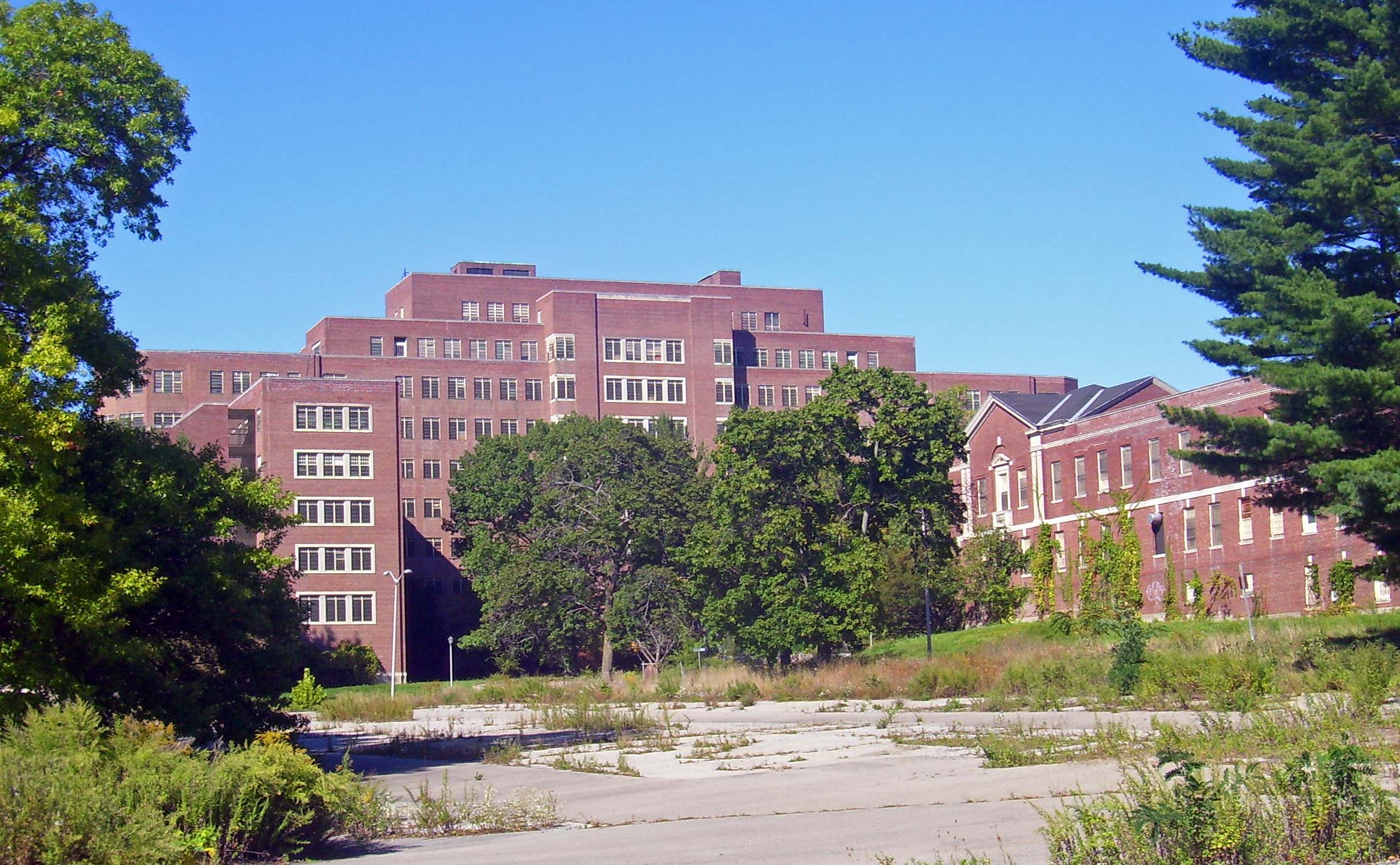 Hudson River State Hospital Wikiwand