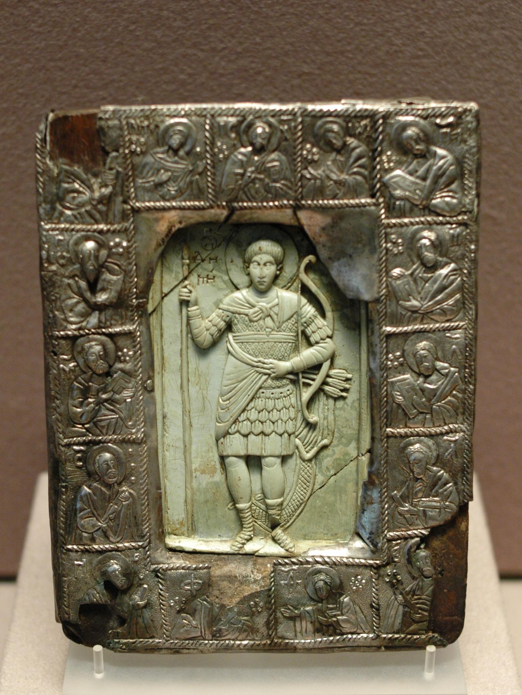 Escultura bizantina - Wikipedia, la enciclopedia libre