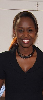 English: Rwandan Genocide survivor, Immaculeé ...