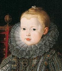Infanta Margarita of Spain from The Infantes Don Alfonso el Caro and Ana Margarita (cropped).jpg