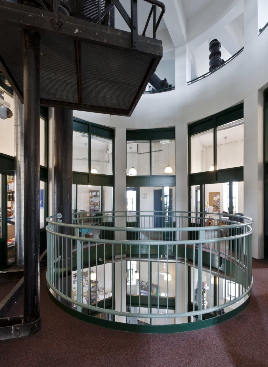 File:Interieur, overzicht derde verdieping - Breda - 20534442 - RCE ...