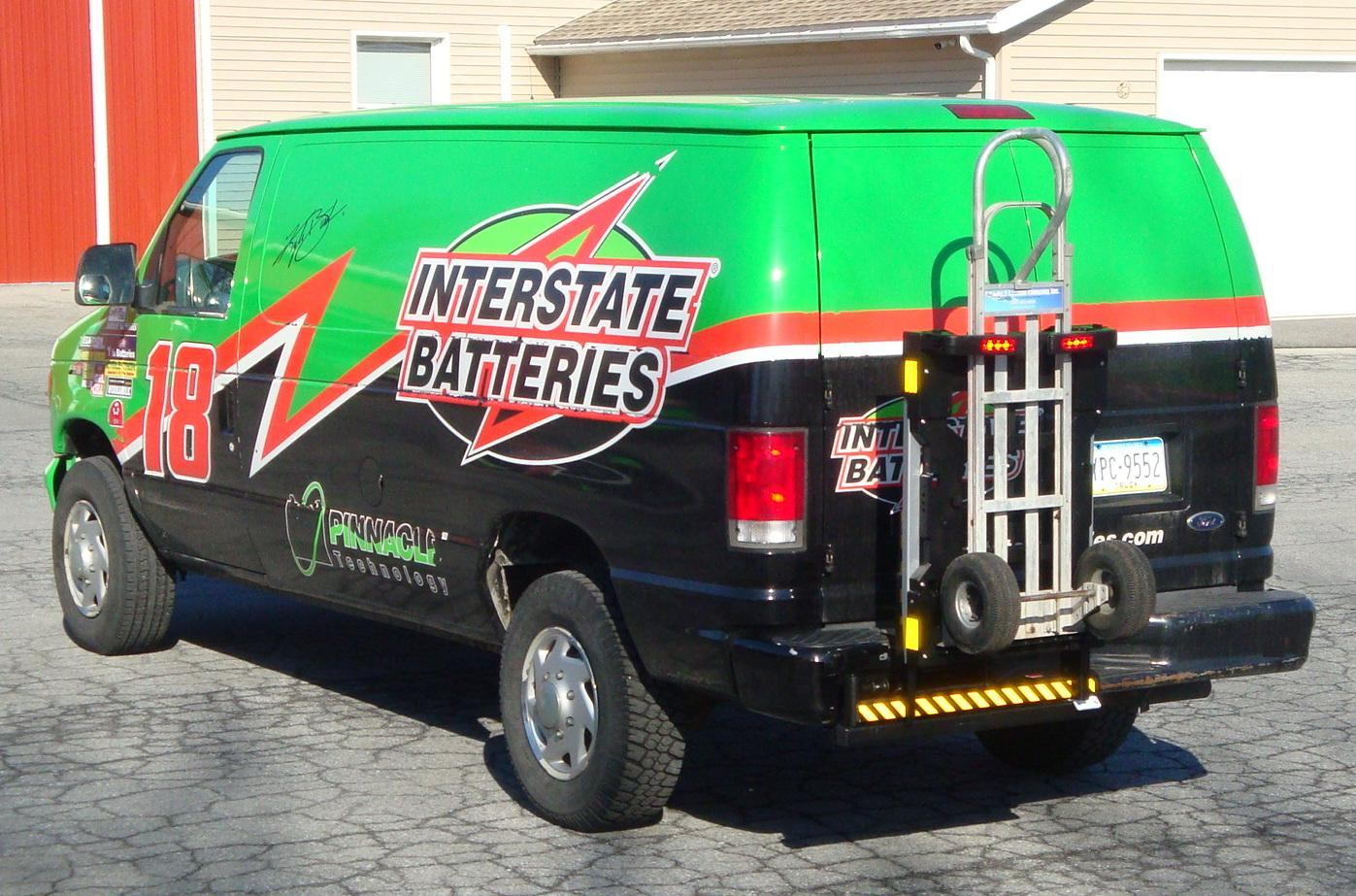File Interstate Batteries Ford E250 Cargo Van Jpg